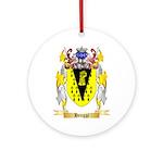 Henggi Ornament (Round)