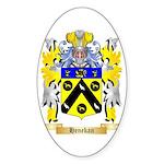 Henekan Sticker (Oval 50 pk)