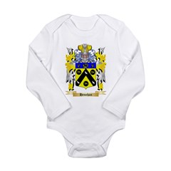 Henehan Long Sleeve Infant Bodysuit