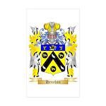 Henehan Sticker (Rectangle 50 pk)