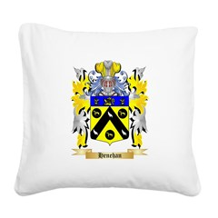 Henehan Square Canvas Pillow