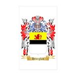 Heneghan Sticker (Rectangle 10 pk)