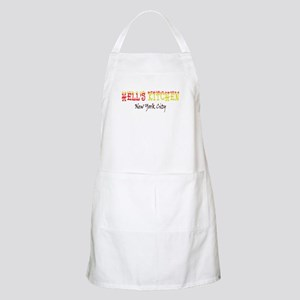 """""""CLICK HERE for HELL'S KITCHE BBQ Apron"""