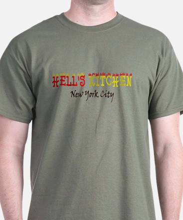 """""""CLICK HERE for HELL'S KITCHE T-Shirt"""