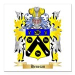 Henecan Square Car Magnet 3