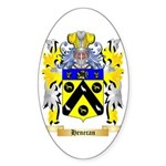 Henecan Sticker (Oval 50 pk)