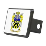 Henecan Rectangular Hitch Cover