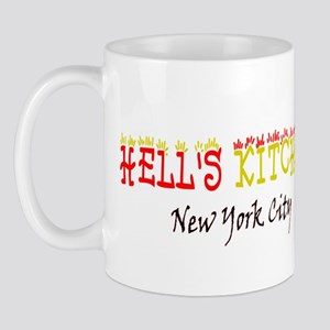 """""""CLICK HERE for HELL'S KITCHE Mug"""