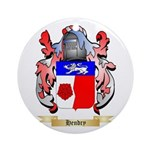 Hendry Ornament (Round)