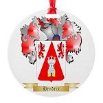 Hendrix Round Ornament