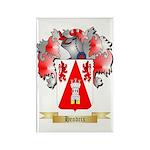 Hendrix Rectangle Magnet (100 pack)