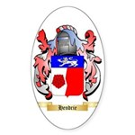 Hendrie Sticker (Oval 50 pk)