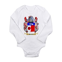 Hendrick Long Sleeve Infant Bodysuit