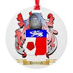 Hendrick Round Ornament