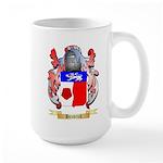 Hendrick Large Mug