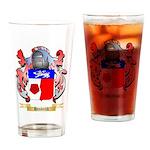 Hendrick Drinking Glass