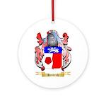 Hendrick Ornament (Round)