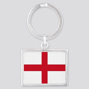 St George Cross Keychains