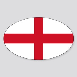 St George Cross Sticker