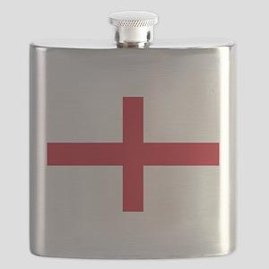 St George Cross Flask
