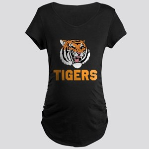 TIGERS Maternity T-Shirt