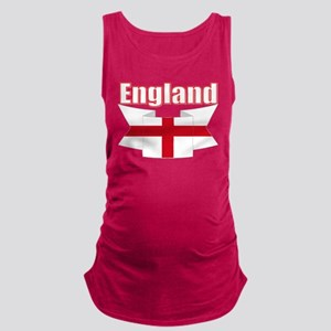 English Flag Ribbon - St George Cross Maternity Ta