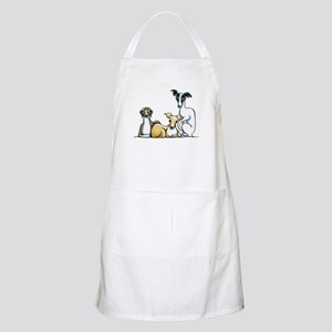 Italian Greyhound Trio Apron