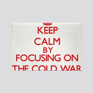 Keep Calm by focusing on The Cold War Magnets