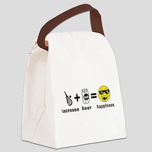 lacross39 Canvas Lunch Bag