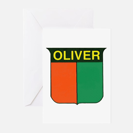 oliver 2.gif Greeting Cards