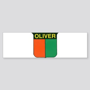 oliver 2 Bumper Sticker