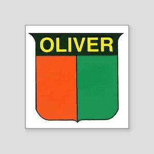 oliver 2 Sticker
