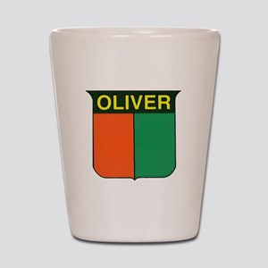oliver 2 Shot Glass