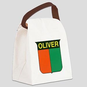 oliver 2 Canvas Lunch Bag