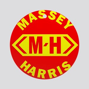 masseyharris Ornament (Round)