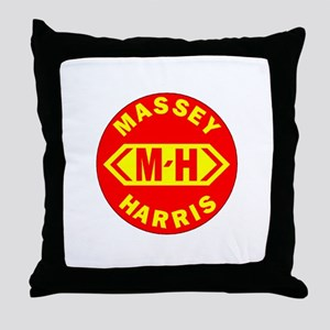 masseyharris Throw Pillow