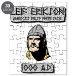 Leif Erikson: America's First White Dude Puzzle