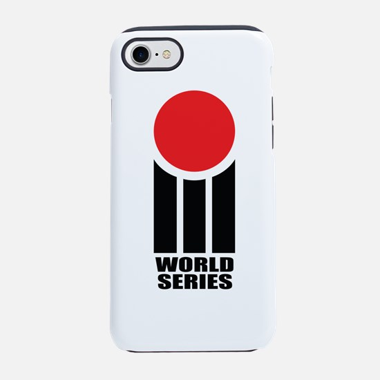 World Series Cricket Retro iPhone 7 Tough Case