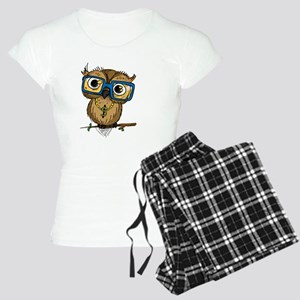 Owl Hipster Women's Light Pajamas