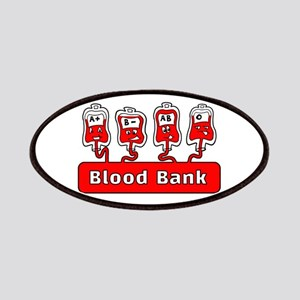 Blood Bank Patches