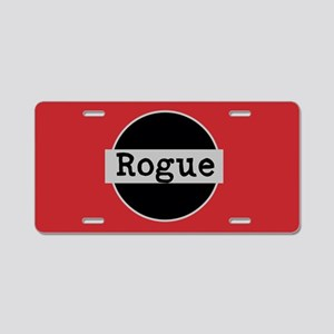 Rogue Aluminum License Plate