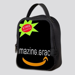 amazing.Grace Salvation Neoprene Lunch Bag