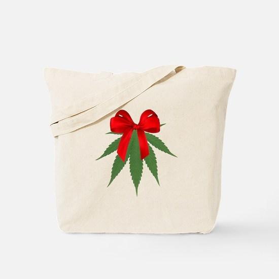A Pot of Mistletoe Tote Bag