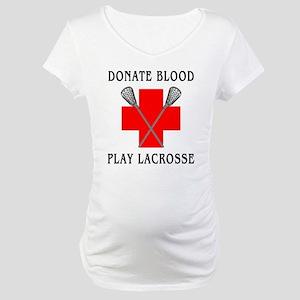 lacrosse4light Maternity T-Shirt