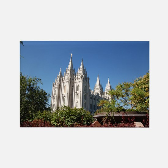 Salt Lake Temple, Plaza View Magnets
