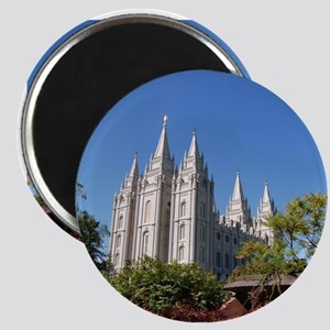 Salt Lake Temple, Plaza View Magnets