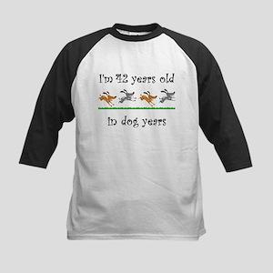6 dog birthday 1 Baseball Jersey