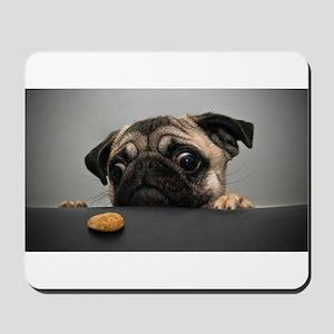 Cute Pug Mousepad