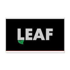 Leaf Wall Decal