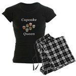 Cupcake Queen Women's Dark Pajamas
